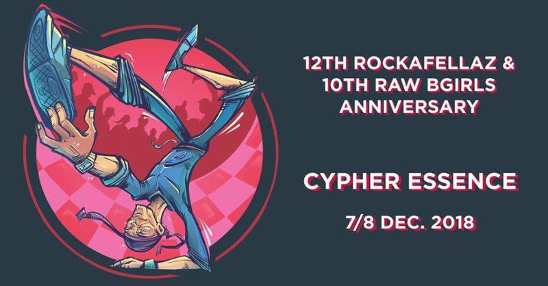 12th RockaFellaz Crew & 10th Raw Bgirls Anniversary