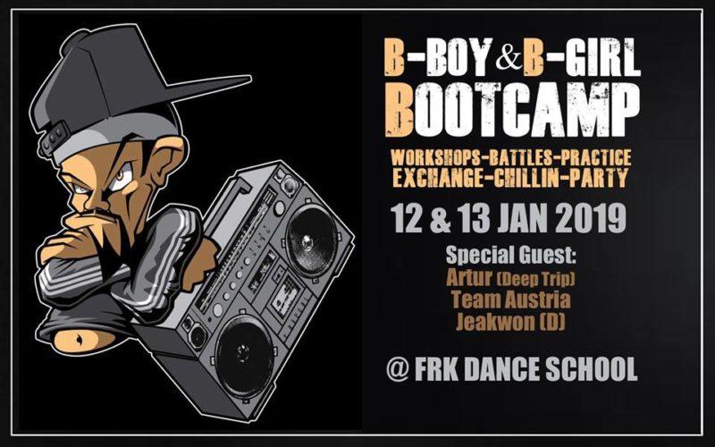 B-Boy Bootcamp Austria