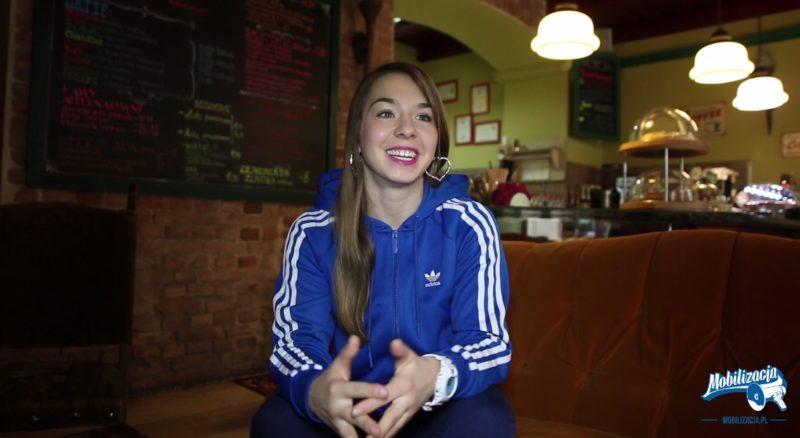"""""""Musimy zdać sobie sprawę z siły ekipy"""" rozmowa z BGirl Pauliną [VIDEO]"""