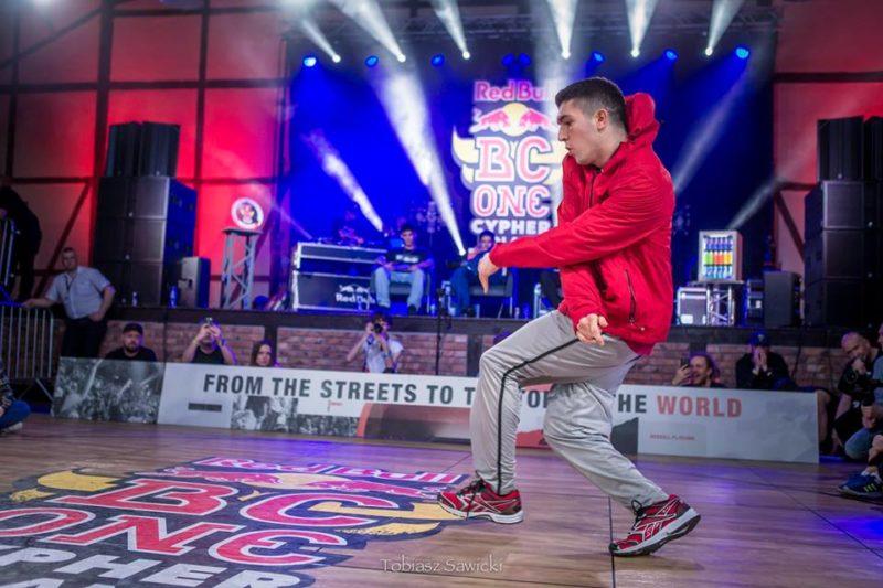 Ruszyło ogłaszanie dzikich kart na Red Bull BC One w Krakowie
