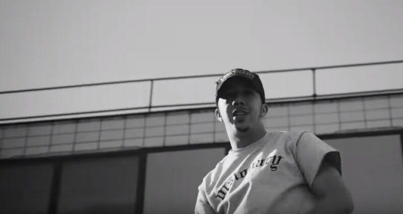 BBoy El Nino rapuje w nowym klipie MGbility'ego