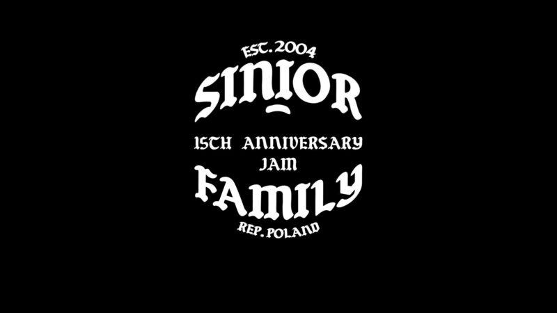 Sinior Family 15th Anniversary Jam