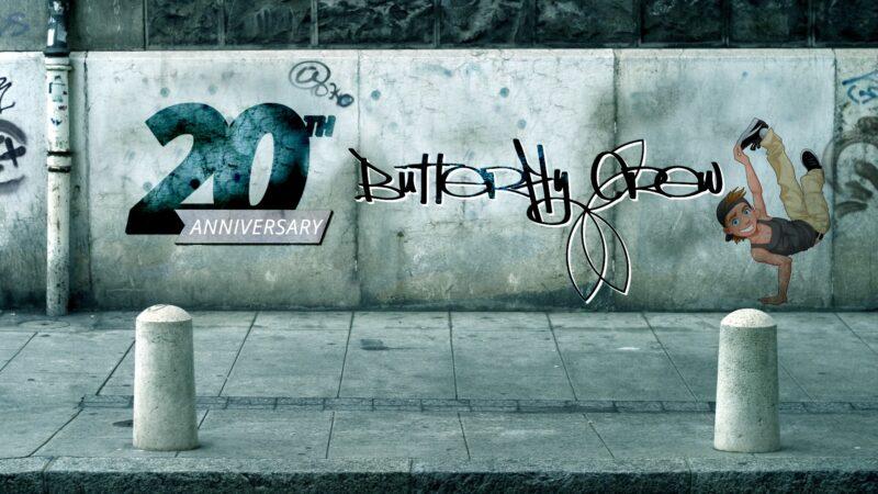 XX lecie Butterfly Crew