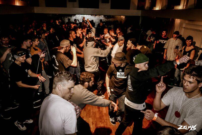 Zabawa, taniec i … palenie przeciwnika, czyli witaj w świecie rock dance