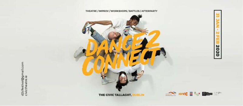 Dziś w Dublinie startuje Dance 2 Connect 2020