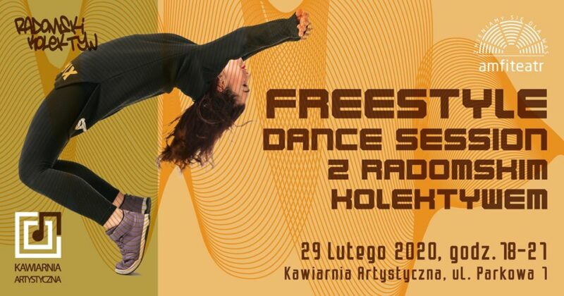 Freestyle dance session z Radomskim Kolektywem