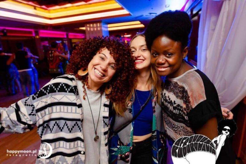 Warsztaty z pionierkami afro-house i kuduro w Polsce