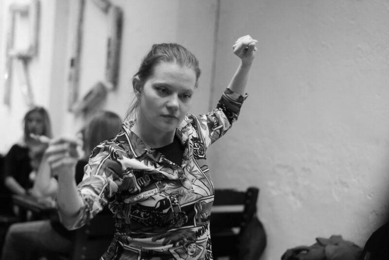 Zmarła toruńska tancerka Paulina Wawrzyniak